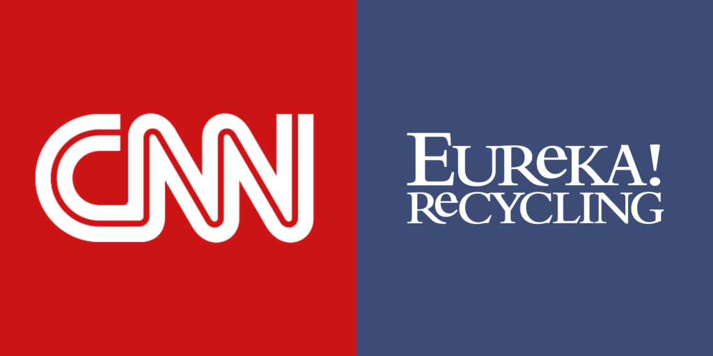 Eureka Recycling Featured on CNN