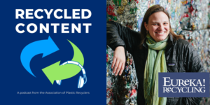Kate Davenport interview on Recycled Content podcast