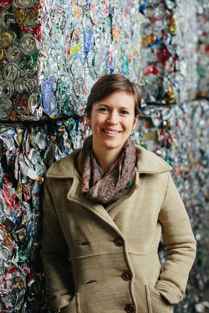 Lynn Hoffman Co-President Eureka Recycling