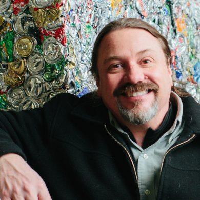 Eureka board member Bryan Ukena.