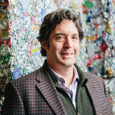 Eureka board member Tim Brownell.